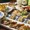 自慢の豪華飲み放題付き宴会コースは3500円から6種類ご用意♪