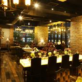 洗練された空間で贅沢料理を堪能
