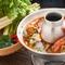 タイ・ベトナムの味を再現しながらも、食べやすいように工夫