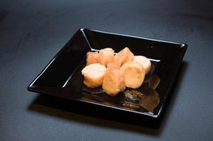 プリプリの脂の甘みを堪能。食肉市場直送の新鮮な『国産和牛 スーパーホルモン(小腸)』
