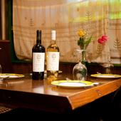 イタリアン×ワインで、カジュアルなイタリアンデート