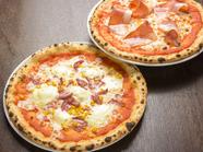 イタリア郷土料理を少しずつ食べられる『前菜盛り合わせ(コース料理)』