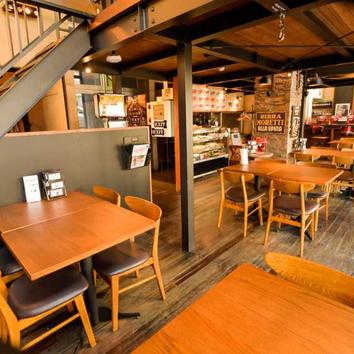 1階フロア:カジュアルコース +フリードリンク付き【4500円】
