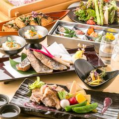 【全7品/4980円→3980円】 土日限定のお得なプラン。越後料理がご堪能頂けます。ご宴会等におすすめです。