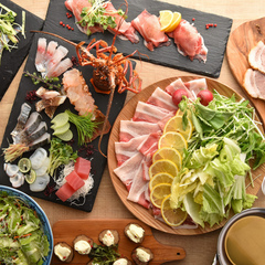 魚のプロが見極めた新鮮なお刺身と料理長が匠の技で仕立てる越後料理が愉しめる、おすすめの人気コース。