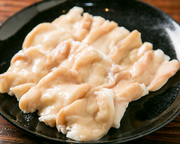 上質な脂が美味しい牛の小腸。