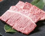 最上級のもも肉。霜降りの甘味×赤身の旨味。