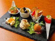 「活オマールエビ」をお好みの調理方法で贅沢に味わえる