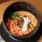 しっとりとした肉質に、食慾をくすぐる上品な辛味をコーティング『富士高原鶏のよだれ鶏』