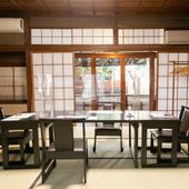 ビジネスの場にも最適な、食事と雰囲気が織りなす和中折衷