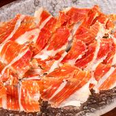 スペイン至宝の生ハムと称賛される『べジョータ イベリコ豚の生ハム』