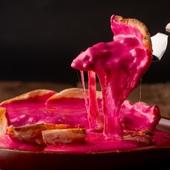 チーズボウル生削りまるごとチーズパスタ
