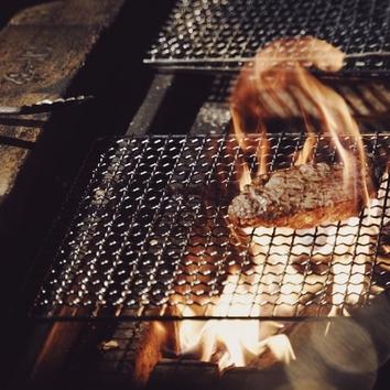 薪焼きステーキ(ディナータイム)