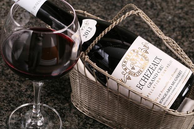ワインにこだわっている