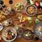 神奈川の食材を選りすぐり、香ばしいグリル料理や豪快なBBQに