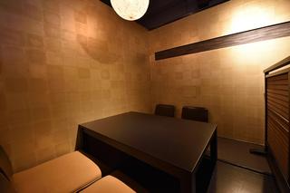 テーブル席【個室】