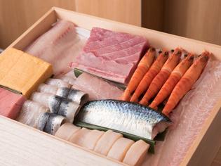 魚介類は長崎近海のみを使用