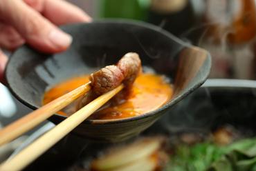 長﨑和牛すき焼き