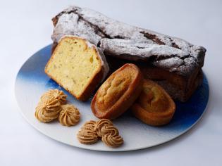 本場フランスの伝統レシピで仕上げる、素朴な『焼き菓子』