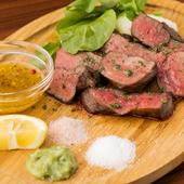 肉好きに捧げる究極の味わい! 『厚切り牛タンのグリル』
