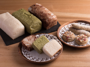 グルテンフリー認証取得製粉所のものを使用した『米粉パン』
