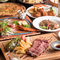 日本人の好みにアレンジした多国籍料理