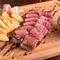 高千穂牛赤身もも肉ステーキ
