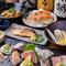 店主おすすめ焼酎や、季節の日本酒が揃った「本日の銘酒」は必見