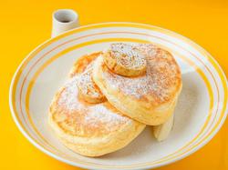 豪華なディナーコース!記念日や、お祝いにぴったり。デザートは名物リコッタパンケーキ!
