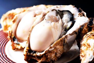 道内四拠点より直送 牡蠣(1個)<生 or 炭焼き>