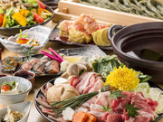 肉炙り寿司食べ放題×個室と和食 和菜美 秋葉原店