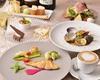 本日の前菜かサラダ、お好きなパスタ、メイン料理が選べるプリフィックスコース。優雅なランチタイムに!