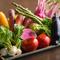 地元や関東近郊から新鮮な無農薬野菜を厳選