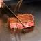 上質な肉の旨味を存分に味わう『宮崎牛鉄板焼きコース 各種』