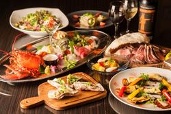 「全ての料理がメインデッシュ」 バスキアが考える【和洋折衷】を新ジャンルとしてお届けします。