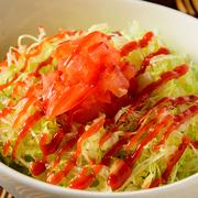 沖縄生まれの名物料理。学校給食にも出るほどの人気メニュー。