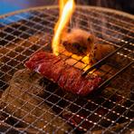 記念日やバースデーなどスペシャルな日にも訪れたい焼肉店