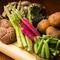 無農薬や有機栽培で育てられる、新鮮な安芸高田市の孫野菜