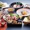 こだわりの食材を使い、素材を生かす調理法を考える『会席料理』