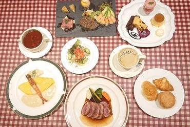 ☆予約限定(5日前) 洋食たまご食堂のスペシャルディナーです!(全7品+コーヒー紅茶付き)