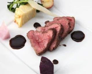 食後カフェフリー付+選べる1ドリンク お肉&お魚、フォアグラ等全8品