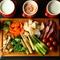自家製手作りチーズが決め手『温野菜のチーズフォンデュ』