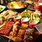 話題の料理を食べ放題で味わえる、満腹になるまで楽しんで
