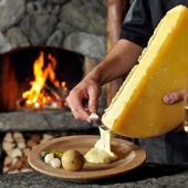 SNS映え間違いなし♪濃厚ラクレットチーズ