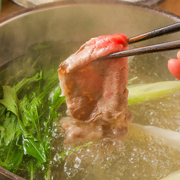 【120分食べ放題】《上牛+国産豚》6種類から選べるお鍋♪