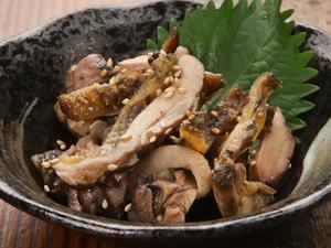ポン酢のさっぱりとした風味が人気『ひねポン』