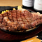 赤身としての肉の旨味と脂のバランスが絶妙『リブロース300g』