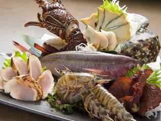 奄美の大自然「海・山・川」が育んだ、新鮮な海鮮とジビエ食材