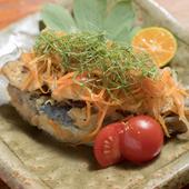 『ガチュンの南蛮漬け』ほか多彩な日替わり料理も豊富!