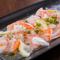 新鮮魚介を使ったパスタ料理やアラカルト料理が看板メニュー